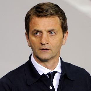Tim Sherwood will guide Tottenham to a Europa Leagu