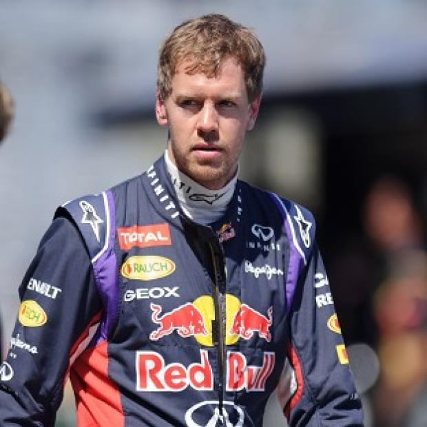 The Bolton News: Sebastian Vettel will start 15th in Barcelona