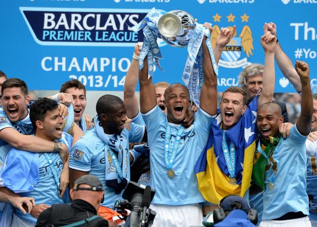 Mikael Silvestre says Manchester City just buy their trophies