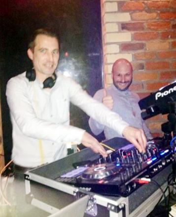 Noel Daniels and Keith Laverty will host the house music nights at The Bleachworks