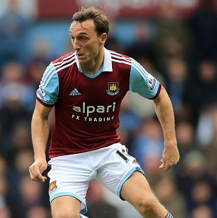 Mark Noble scored three goals as West Ham finished 13th