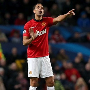 Rio Ferdinand's stay at Old Trafford is over