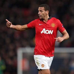 The Bolton News: Rio Ferdinand is departing Old Trafford