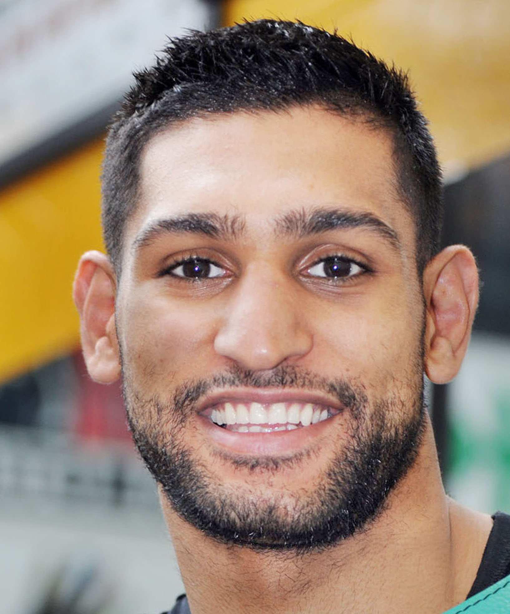 Amir Khan will face no further action over alleged street attack