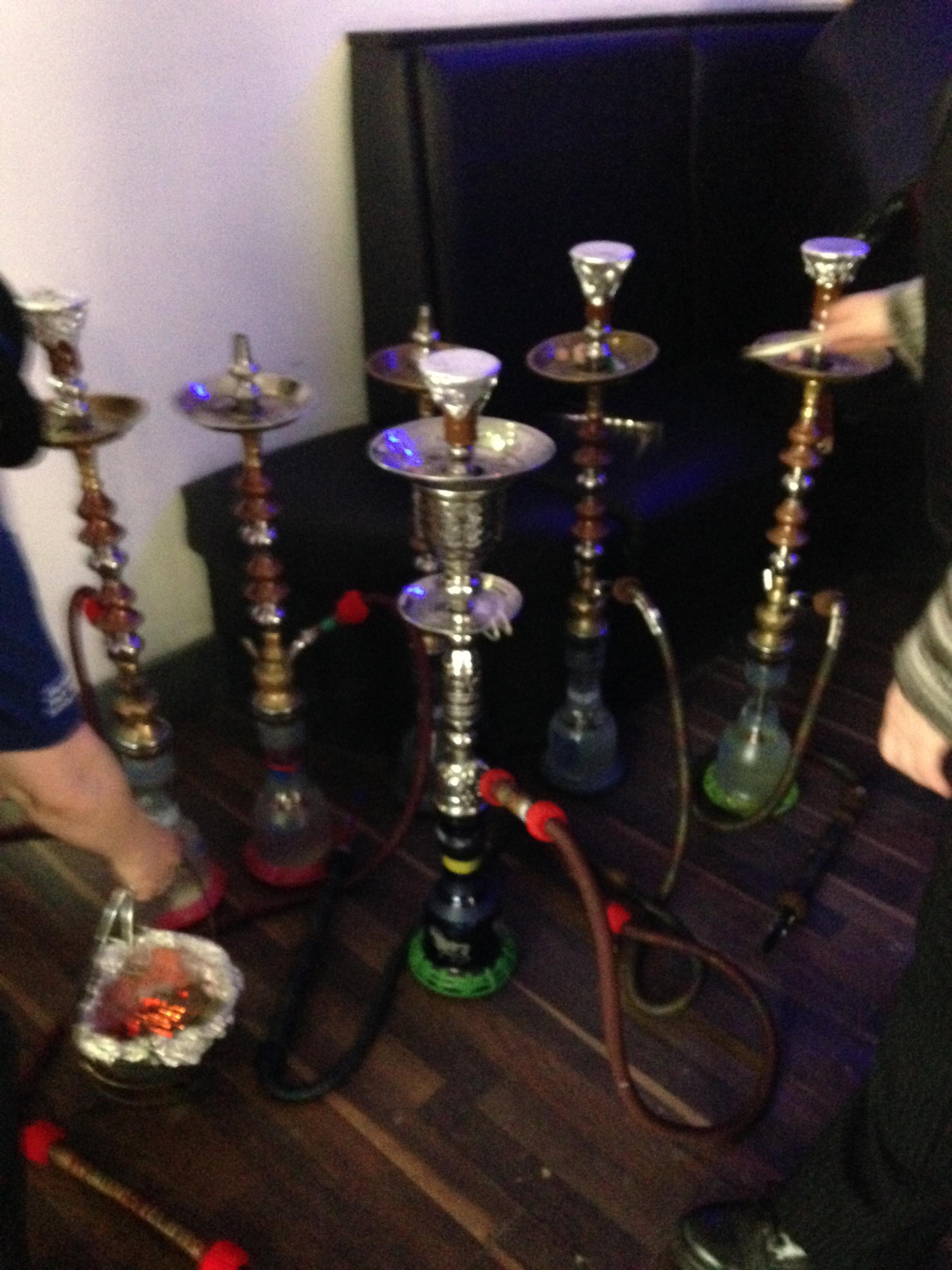 UPDATED: Shisha bar cleared out after police raid