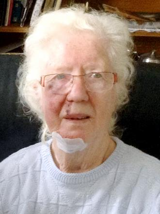 Mugging victim, aged 79, now