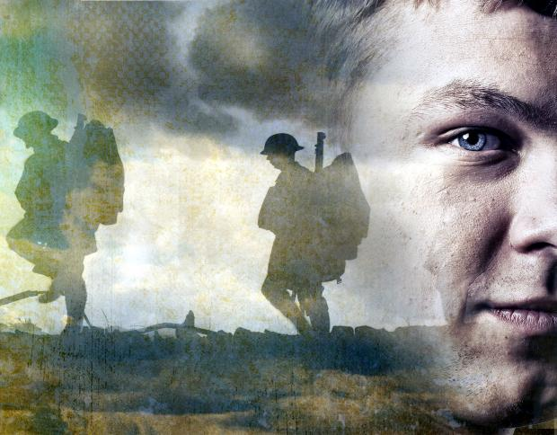 The Bolton News: Two plays about World War One are being staged by the Octagon — Journey's End and Early One Morning