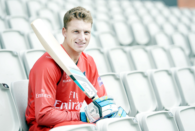 Jos Buttler is starring for Lancashire in this season's Natwest T20 Blast