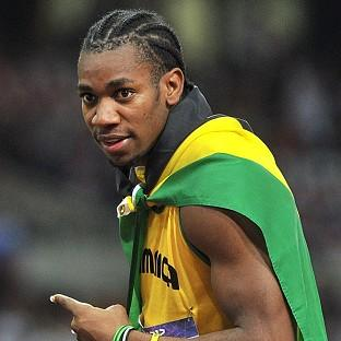 Yohan Blake is determined to beat the cheats