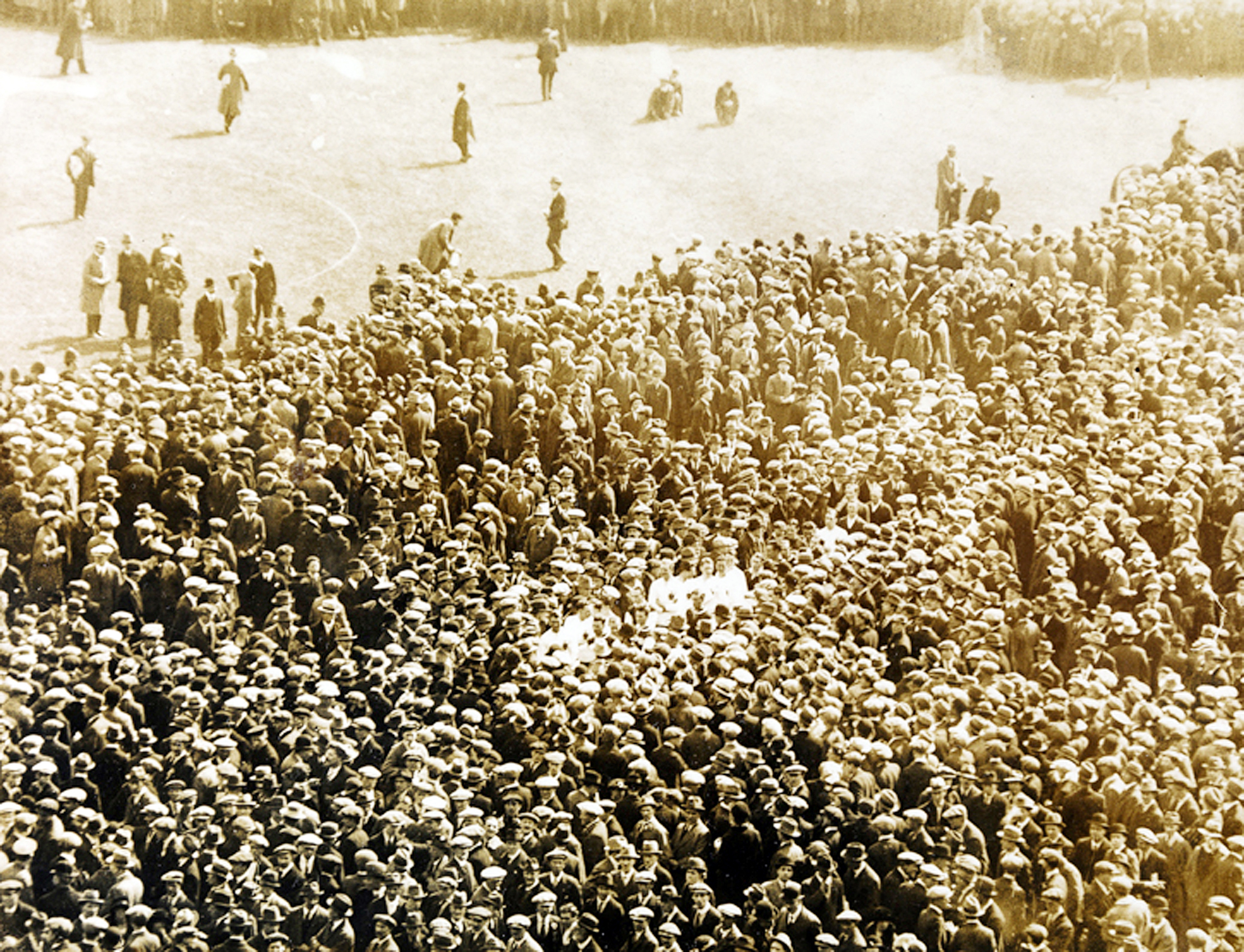 Historic 1923 Bolton Wanderers 'white horse' FA Cup final ticket could be sold for £600