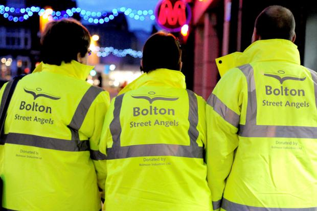 Bolton Street Angels, Jackie Harrison, Suzanne McKinley and Scott Gildea