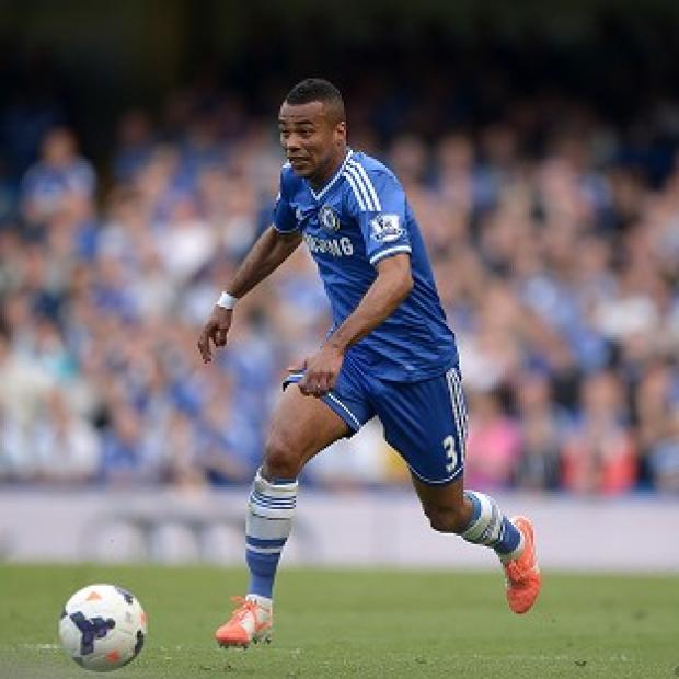 The Bolton News: Ashley Cole's Chelsea contract expires at the end of June