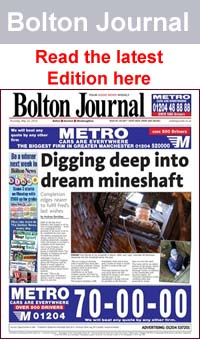 The Bolton News: Bolton Journal Page
