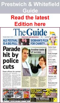 The Bolton News: Prestwich & Whitefield Guide