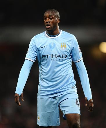 Yaya Toure may like birthday cake, or may just want to leave City