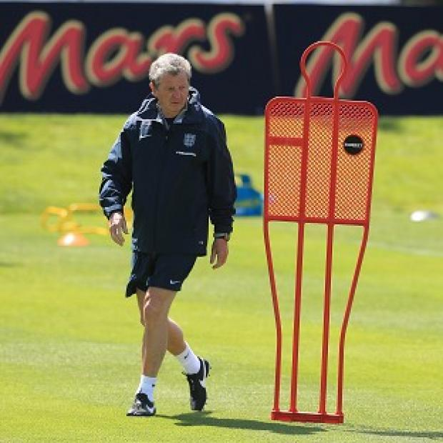 The Bolton News: Roy Hodgson's side are currently training in Portugal ahead of the World Cup in Brazil