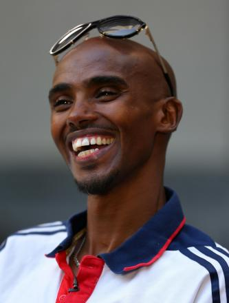 Mo Farah is set to compete in Glasgow