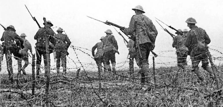 Bolton soldier who was shot at dawn features in new World War One blogs