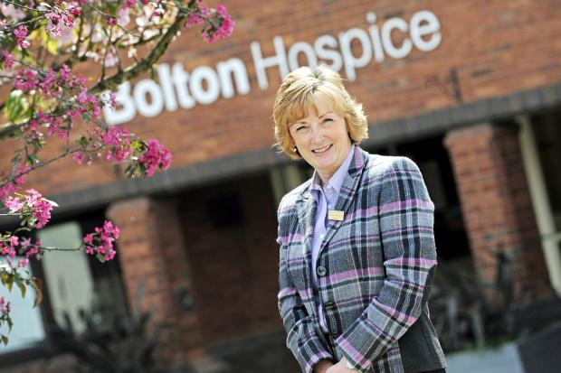 The Bolton News: New chairman of Bolton Hospice Judith Bromley