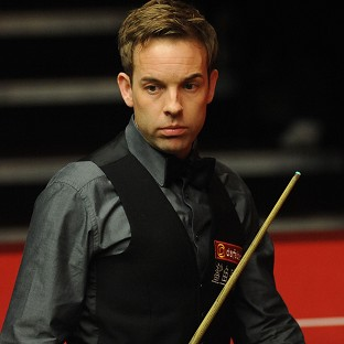 Ali Carter 'has the f
