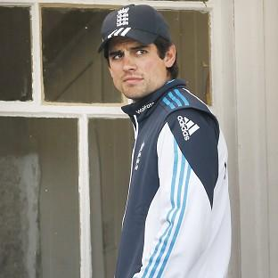 Alastair Cook will not feature in the second one-day international