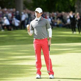"The Bolton News: Rory McIlroy was surprised to win following a ""weird"" week at Wentworth"
