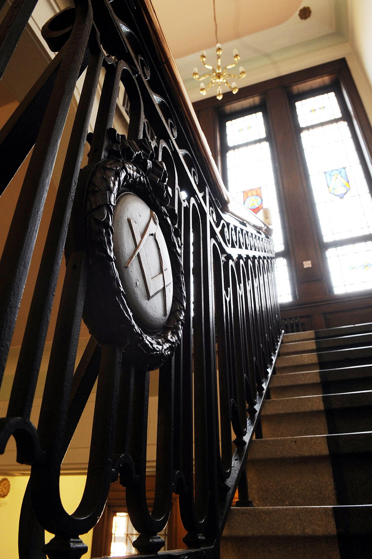 Boltons Secret Masonic Hall Opens To Public Events The Bolton News