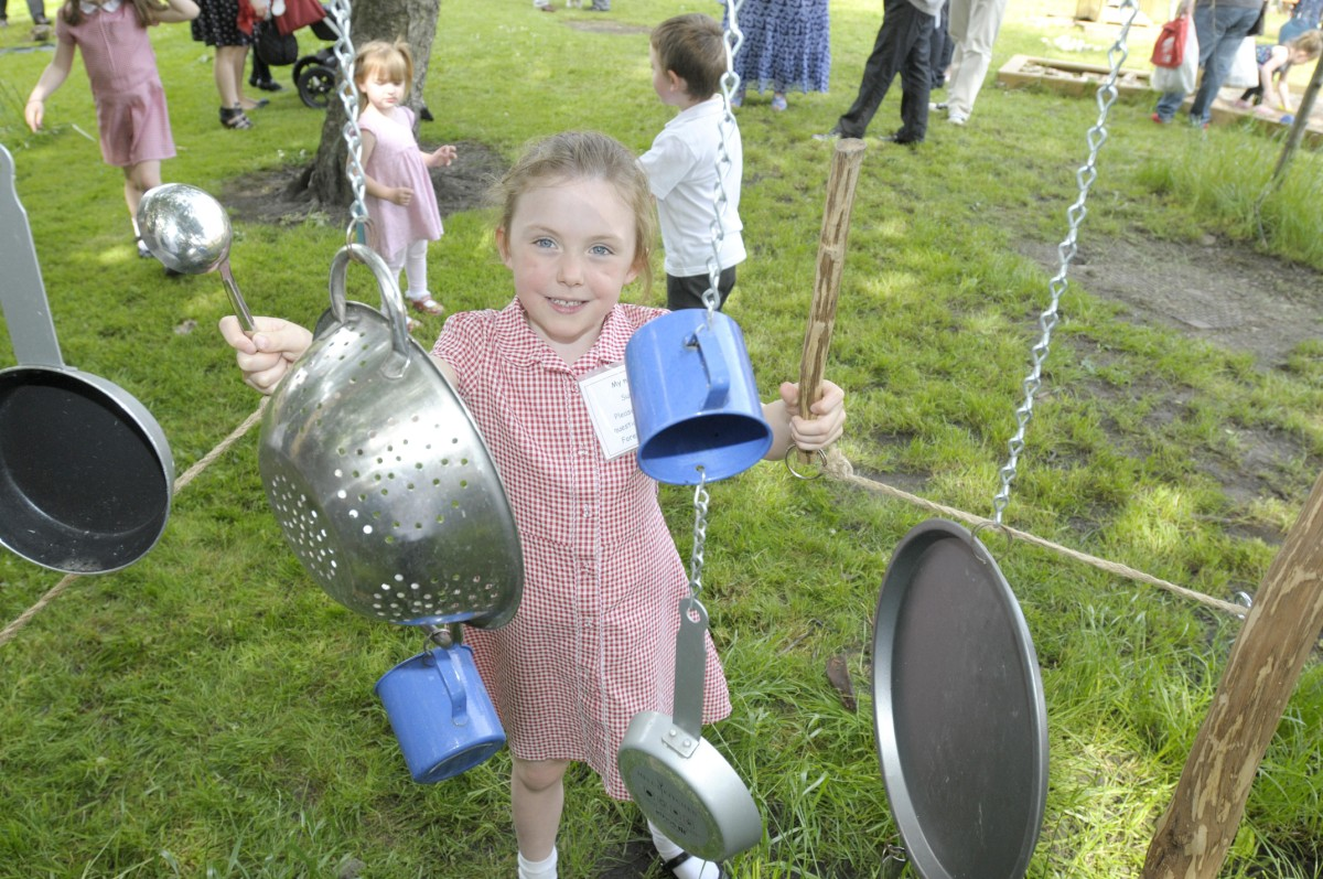 Pupils get to grips with nature