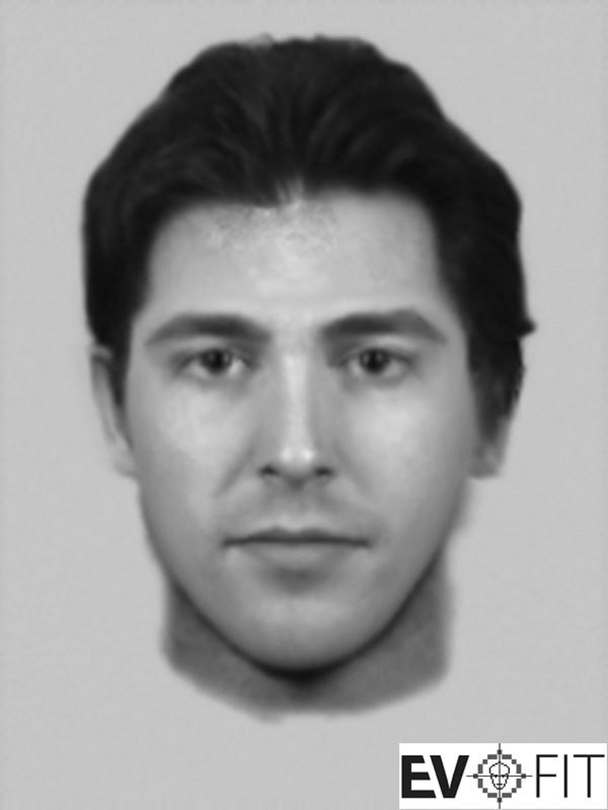 E-fit of suspect who called himself