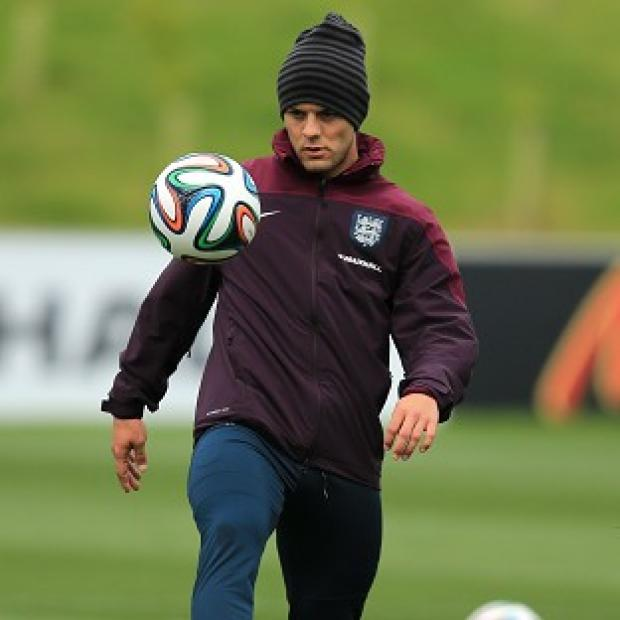 The Bolton News: Jack Wilshere is desperate to make the nation proud