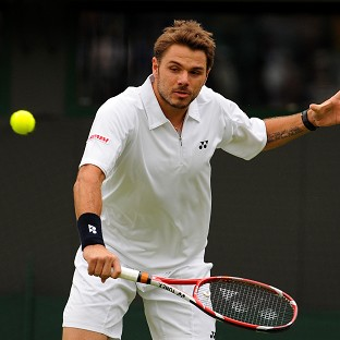 Stan Wawrinka is set to compete at the Aegon Championships in June