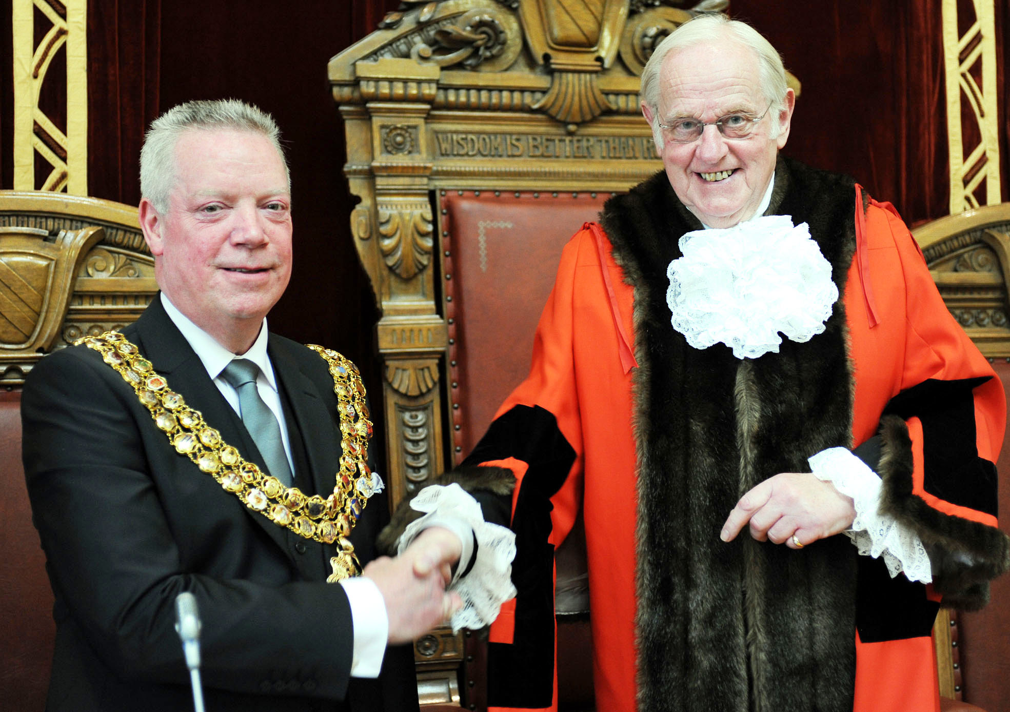 Meet the new Mayor of Bolton