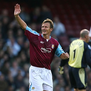 Teddy Sheringham made 87 appearances for West Ham during his playing days