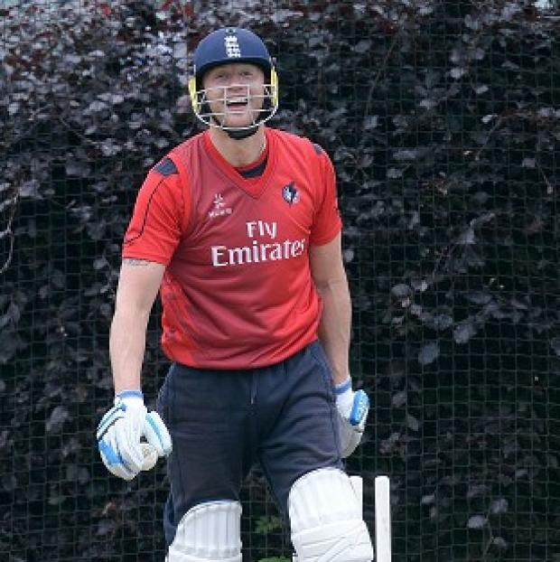 The Bolton News: Andrew Flintoff is looking forward to representing Lancashire again