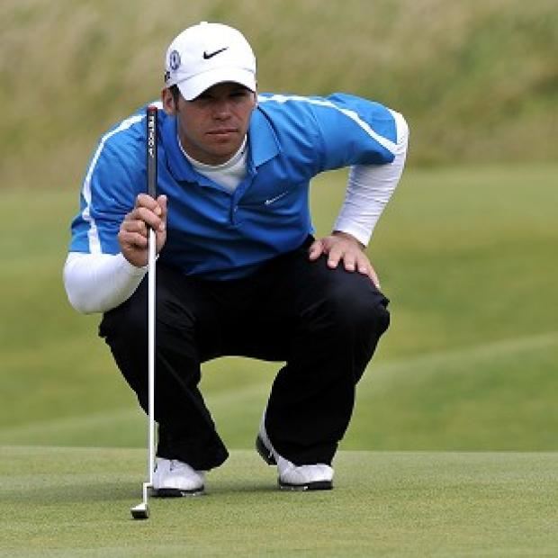 The Bolton News: England's Paul Casey leads the way in Ohio after the second round