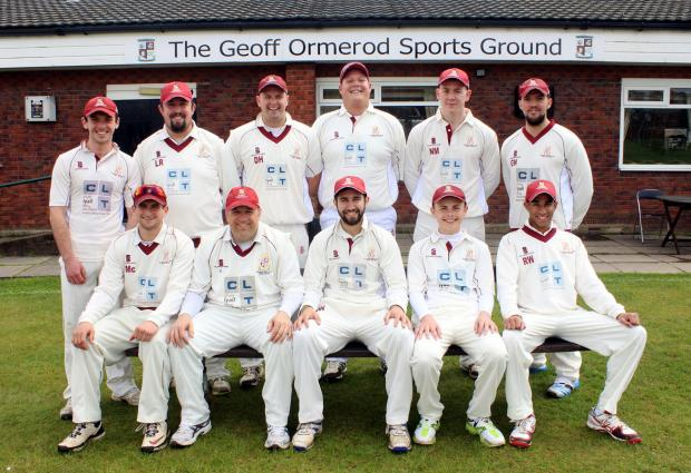 The Bolton News: Walshaw had a mixed weekend, losing on the last ball at Worsley on Saturday and then winning by a massive score in the Cross Cup on Sunday