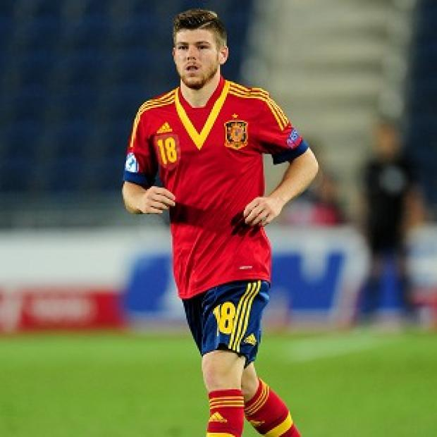 The Bolton News: Liverpool are keen on signing Spain international Alberto Moreno