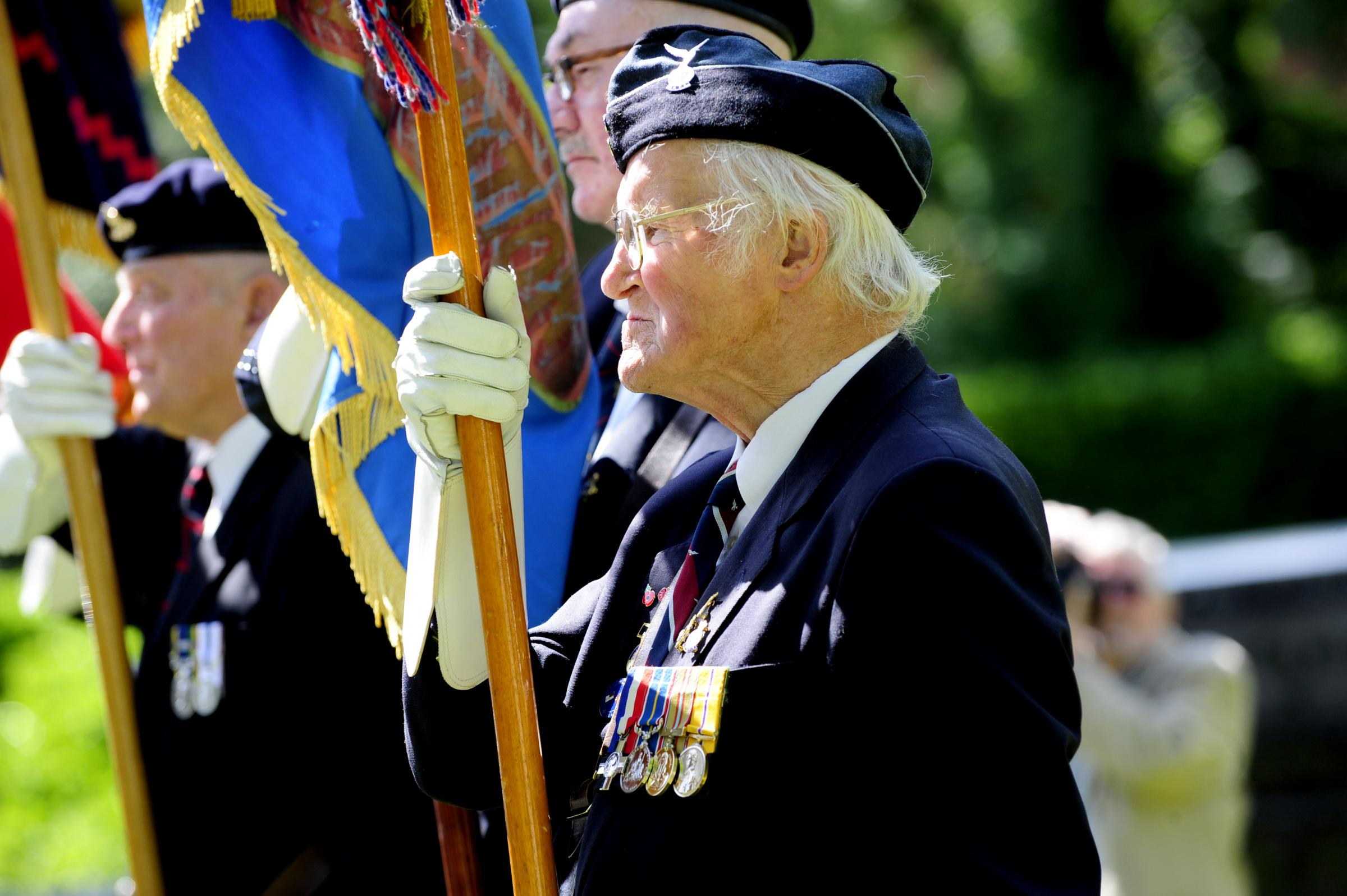 Bolton remembers D-Day on 70th anniversary