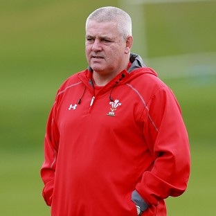 Warren Gatland has big ambitions for the South Africa tour