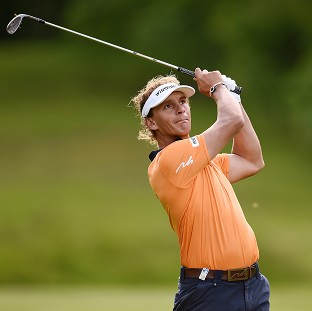 Joost Luiten leads going into the final round in Atzenbrugg