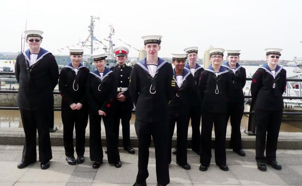 'Under threat' Bolton Sea Cadets future secured with new lease after asbestos is cleared from headquarters