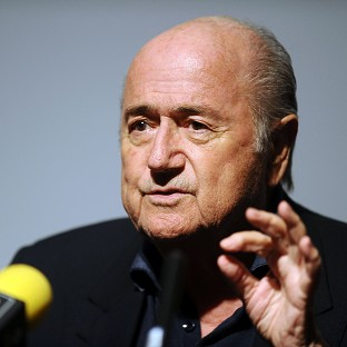 A vote against age limits on FIFA officials has paved the way for Sepp Blatter, pictured, to stand for another term
