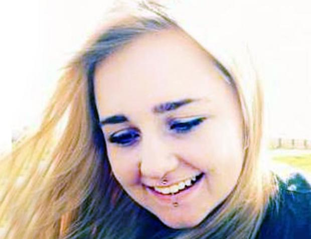 Lauren Johnson fell to her death from the top of the Arndale Centre's car park