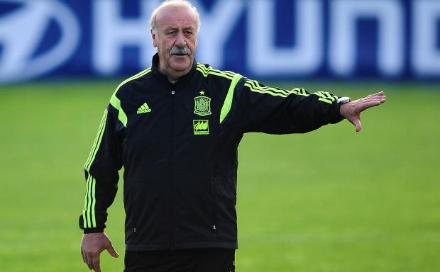 It has been a dreadful World Cup for Vicente del Bosque and his Spanish side