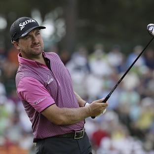 Graeme McDowell has claimed a share of the lead at Pinehurst (AP)