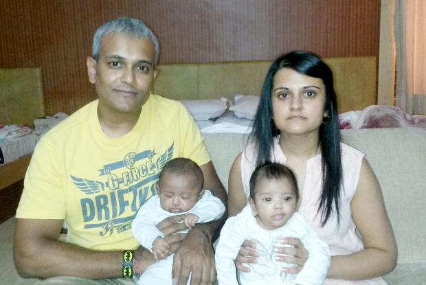 "The Bolton News: New parents ""trapped"" in India with their newborns because of Passport Office chaos"