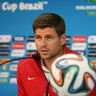 The Bolton News: Steven Gerrard will make no excuses if England fail to beat Italy