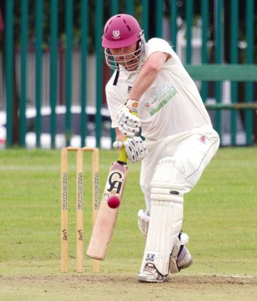 TOP 100: In-form Tim Rees scored a century for Farnworth Social Circle against Greenmount