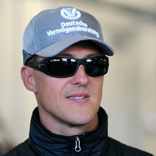 Michael Schumacher will continue his rehabilitation in