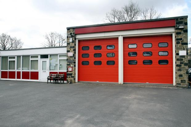 Fire stations are holding open days